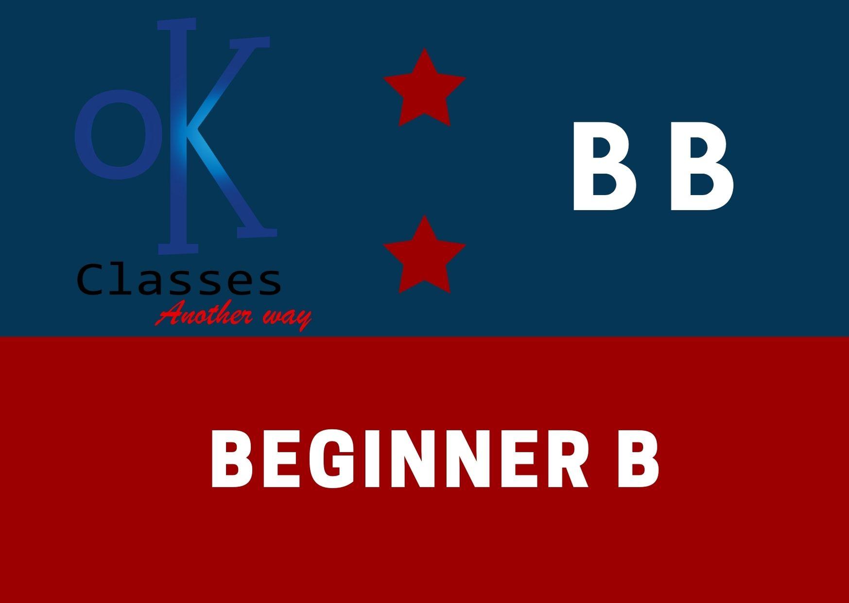 Ok Classes Beginner B
