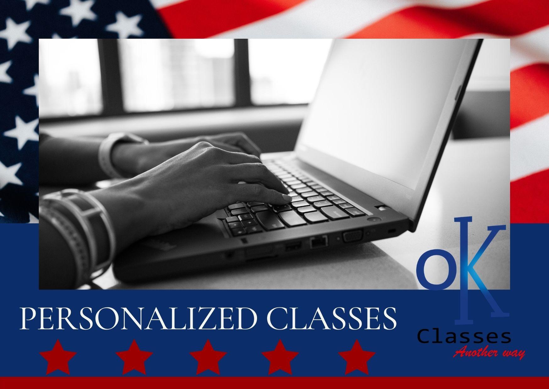 Ok Classes Personalized Classes