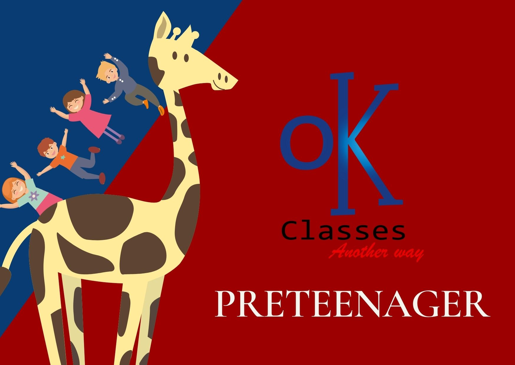 Ok Classes Preteenager